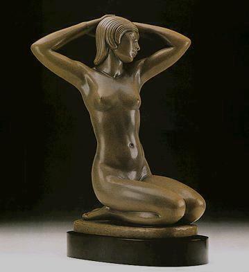 The Awakening (l.e.) (b) Lladro Figurine