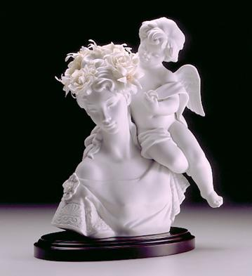 The Awakening Of Spring L Lladro Figurine