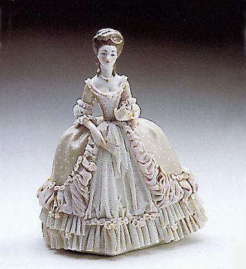 The Ball Lladro Figurine