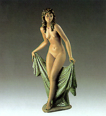 The Bathing Lladro Figurine