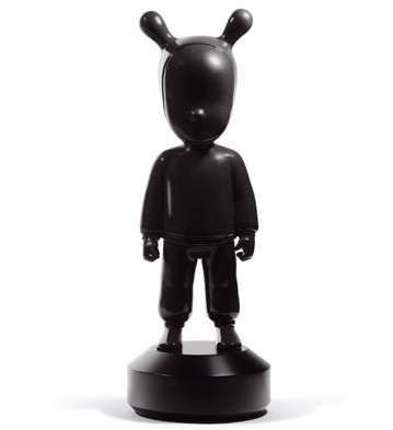 The Black Guest - Big Lladro Figurine