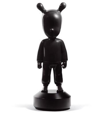 The Black Guest - Big Lladro Figurine