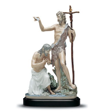 The Blessing (l.e.) (b) Lladro Figurine