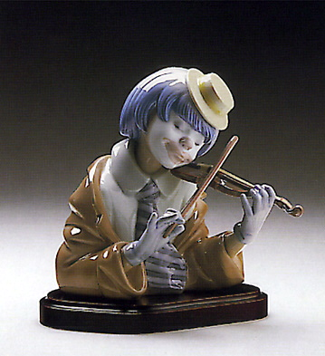 The Blues(b) Lladro Figurine