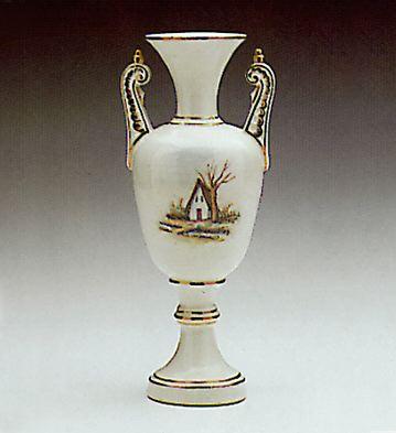 The Bouquet Urn Lladro Figurine