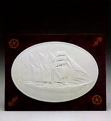 The Clipper Ship (b) Lladro Figurine