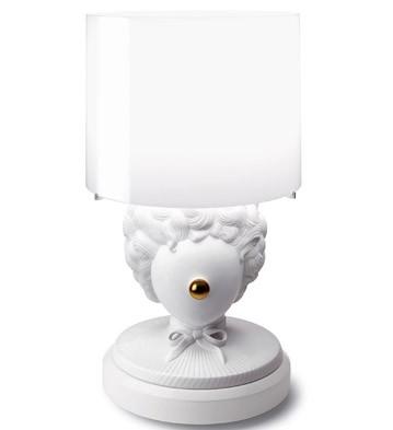 The Clown - Lamp (us) Lladro Figurine