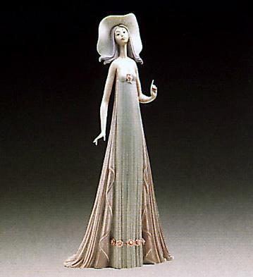 The Debutante Lladro Figurine