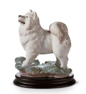 The Dog Lladro Figurine