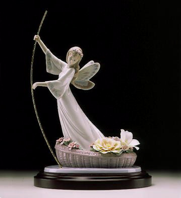 The Enchanted Lake (leb) Lladro Figurine