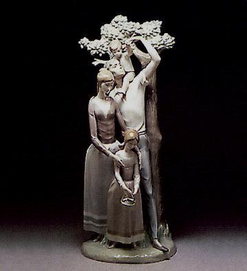 The Family Lladro Figurine