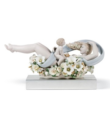 The Flow of Life Lladro Figurine