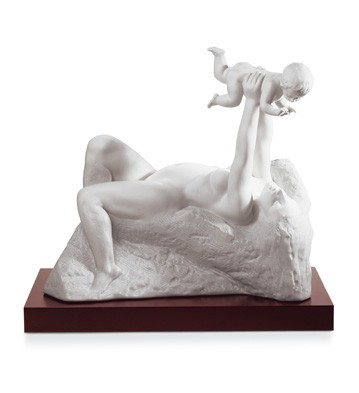 The Gift Of Life Lladro Figurine