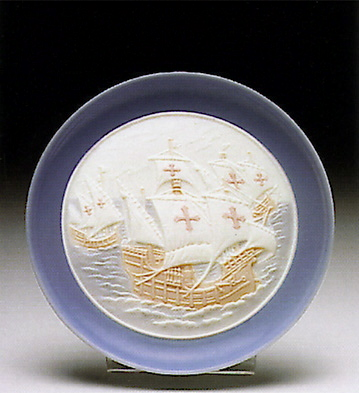 The Great Voyage Lladro Figurine