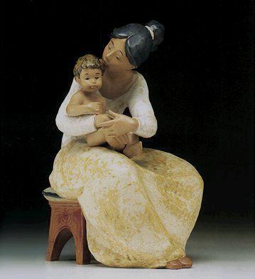 The Greatest Love Lladro Figurine