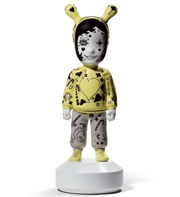 The Guest By Jaime Hayon - Big Lladro Figurine