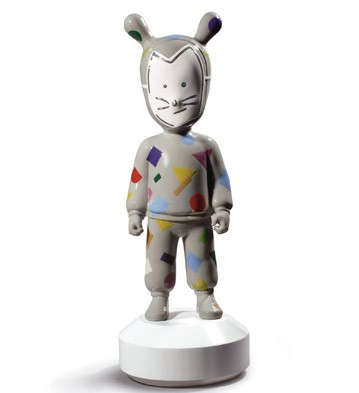 The Guest By Paul Smith - Big Lladro Figurine