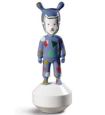 The Guest By Paul Smith - Little Lladro Figurine