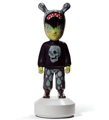 The Guest By Tim Biskup - Big Lladro Figurine