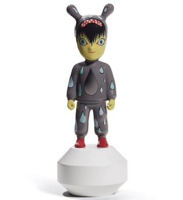 The Guest By Tim Biskup - Little Lladro Figurine