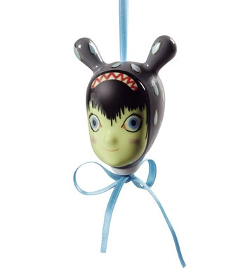 The Guest By Tim Biskup - Ornament Lladro Figurine