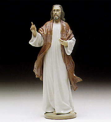 The Holy Teacher Lladro Figurine