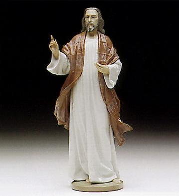 The Holy Teacher Lladro Figurine