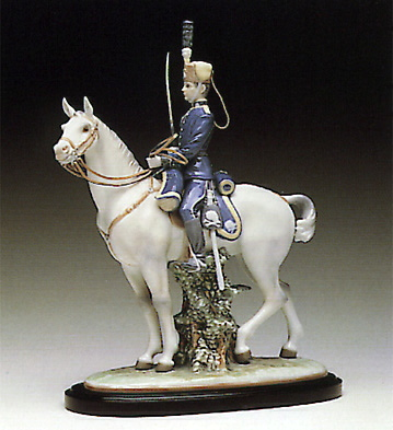 The King's Guard (b) Lladro Figurine