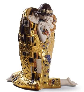 The Kiss Lladro Figurine