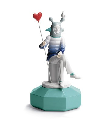 The Lover I Lladro Figurine