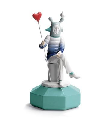The Lover I Lladro Figurine