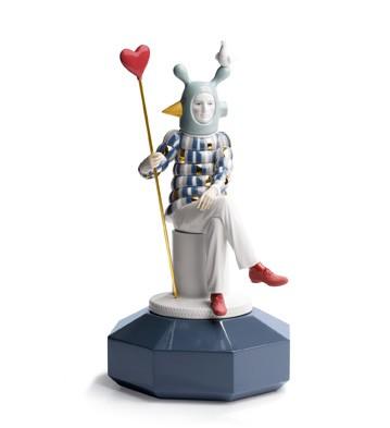 The Lover Iii Lladro Figurine