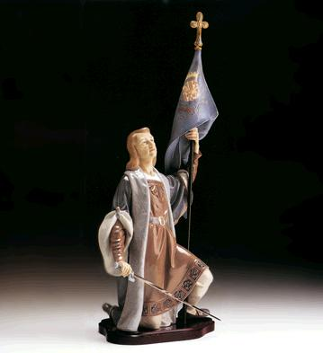 The New World (l.e.) (b) Lladro Figurine