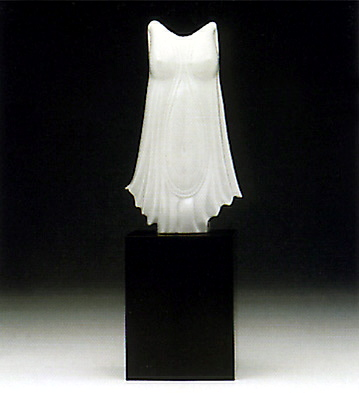 The Past(white)(b) Lladro Figurine