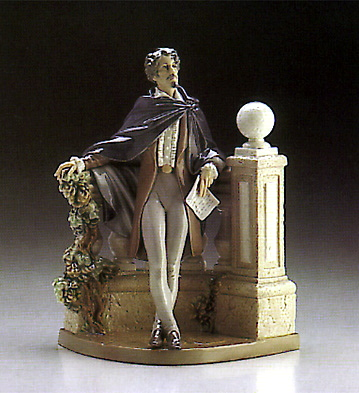 The Poet Lladro Figurine