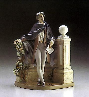 The Poet Lladro Figurine