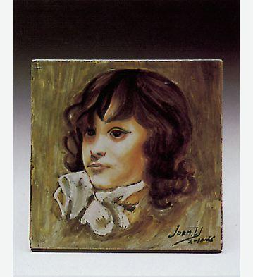 The Portrait Lladro Figurine