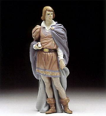 The Prince Lladro Figurine