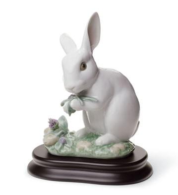 The Rabbit Lladro Figurine
