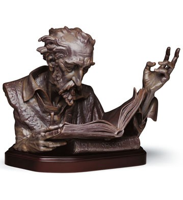 The Reader (l.e.) (b) Lladro Figurine