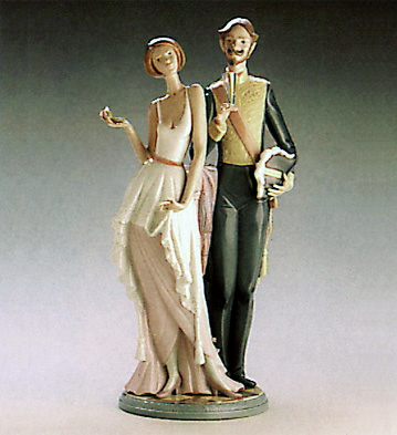 The Reception Lladro Figurine