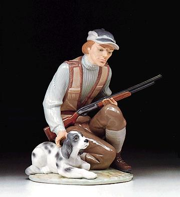 The Sportsman Lladro Figurine