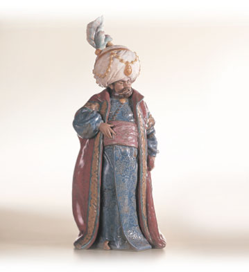 The Sultan Lladro Figurine