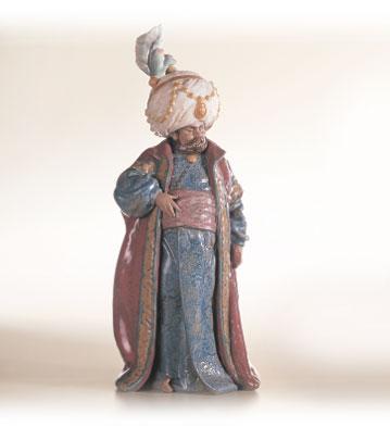 The Sultan Lladro Figurine