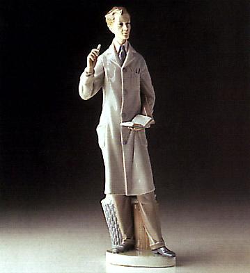 The Teacher Lladro Figurine