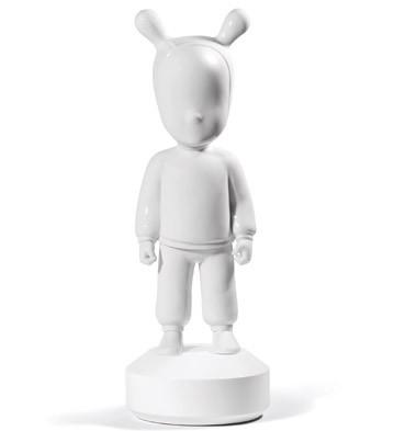 The White Guest - Big Lladro Figurine