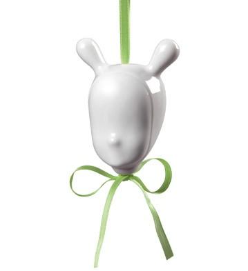 The White Guest - Ornament Lladro Figurine