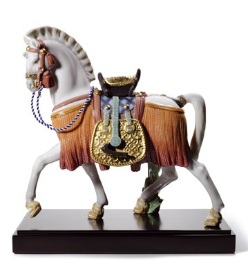 The White Horse Of Hope Lladro Figurine