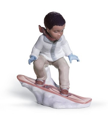 This Is Fun! Lladro Figurine