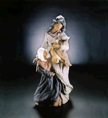 Ties That Bind (l.e.) Lladro Figurine